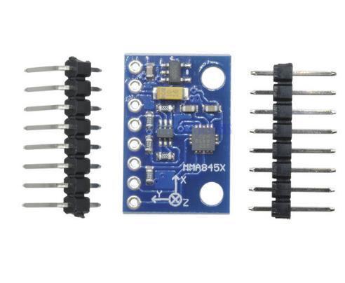 MMA8452q MMA7361 Module Digital Triaxial Accelerometer Precision