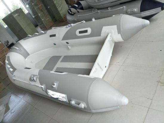 China Small-Size Aluminum Floor Inflatable Boat Alu-Rib310 - China