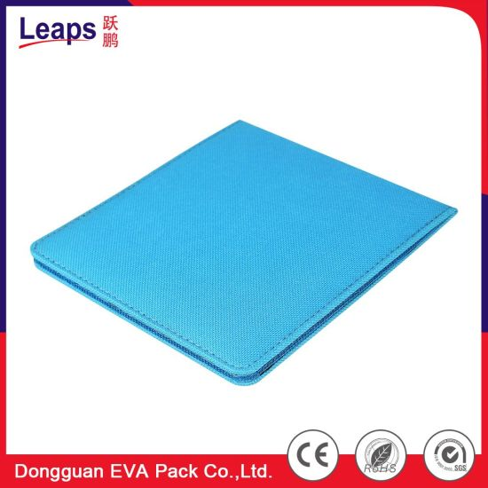 Customized Portable Non-Woven Fabric Specialized Package CDS Jewel Case for Cars