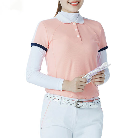 New Fashion Women Sport Wear Tennis Polo Shirts