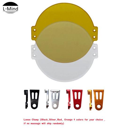 2018 50W High Power Super Bright Raider150 New Rtd LED Motorcycle Headlight