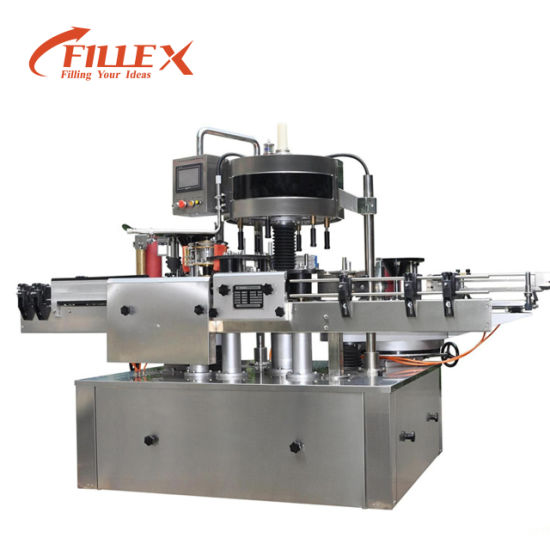 Automatic Paper Label Cold Glue Labeling Machine