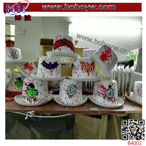Halloween Carnival Decoration Party Custome Accessory Party Hat Yiwu Air Shipping Agent (B4002) pictures & photos