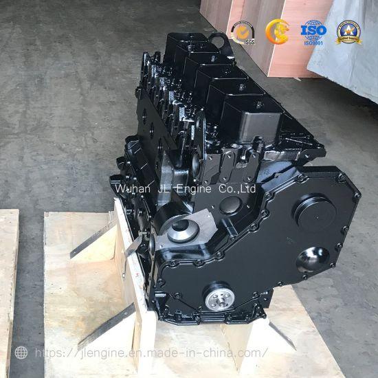 Cummins 6bt Long Block for Diesel Engine Construction Project Engineering