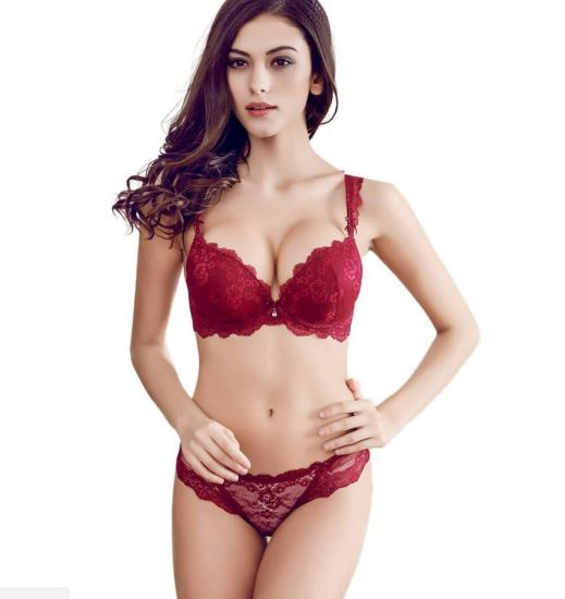 aff00f1323a Sexy Comfortable New Look Push up Bra and Panty Set Wholesale pictures    photos