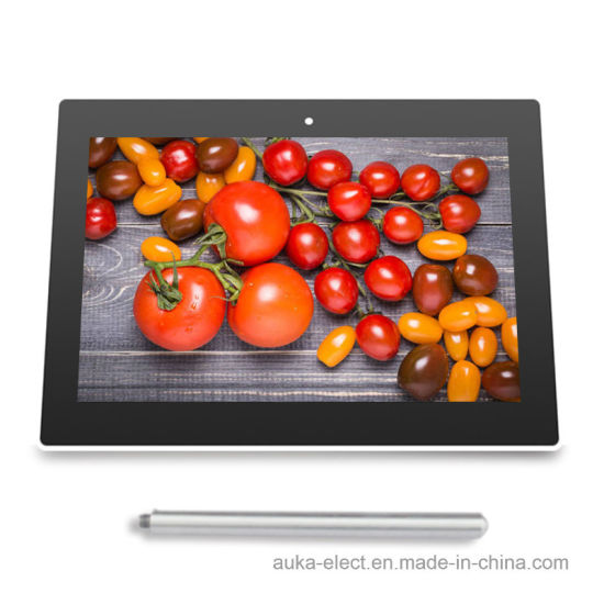 10 Inch Wall Mount Android 7.1 Tablet PC for Digital Signage pictures & photos