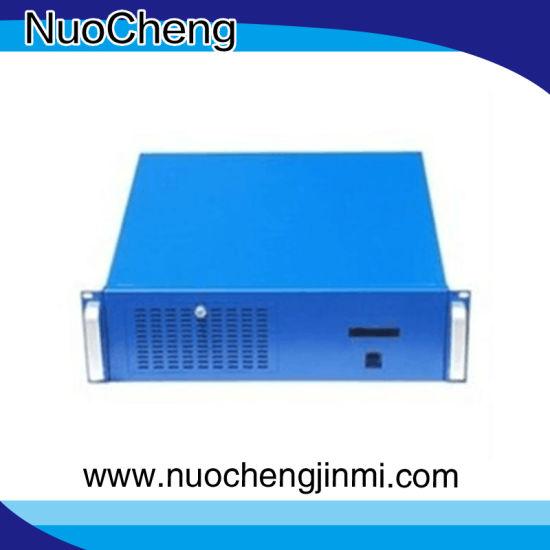 Custom Rack Mount Metal Chassisenclosurecase for Ntp Network Time Server Manufacturer in Dongguan China