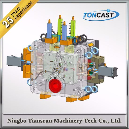 ADC12 A380 High Pressure Die Casting Mould
