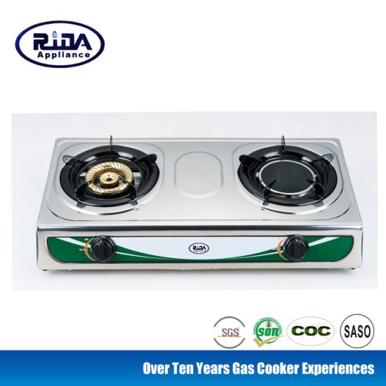 Stainless Steel Suirface Infrared Burner Mix Steel Burner Gas Cooker