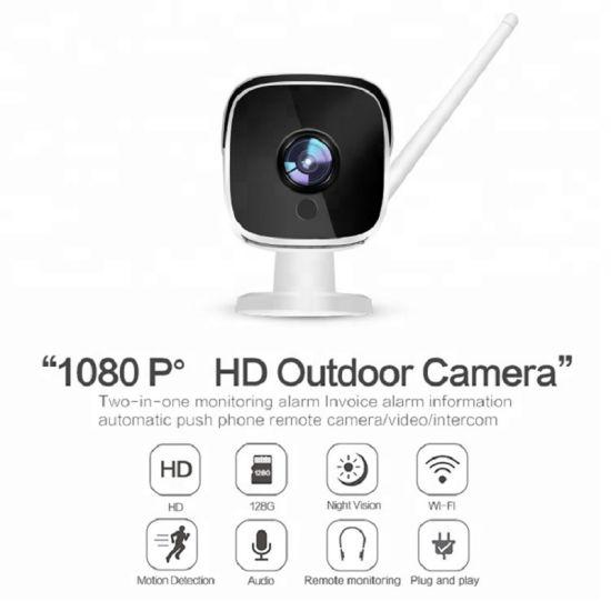 China Best Price Security Wireless WiFi Smart CCTV
