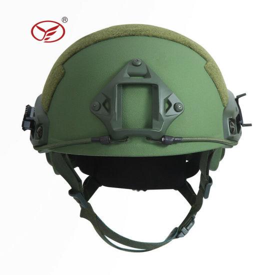Military Army Standard Nij Iiia Bulletproof Helmet Ballistic Fast Helmet