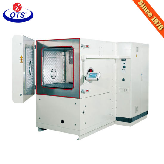 High Accuracy Durable Electronic Low Air Pressure Test Equipment