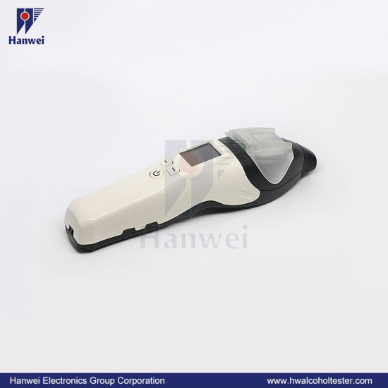 Quick Analysis Police Breath Alcohol Tester