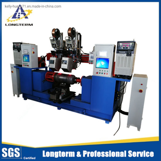 Circumferential Seam Welding Machine for LPG Cylinder