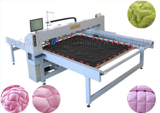 Comforter Quilt Duvet Cushion Garments Quilting Sewing Machine