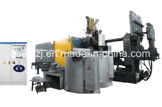 Lh-2000t New Preferential Full Automatic Good Die Casting Machine for Metal Medal Making Machine pictures & photos