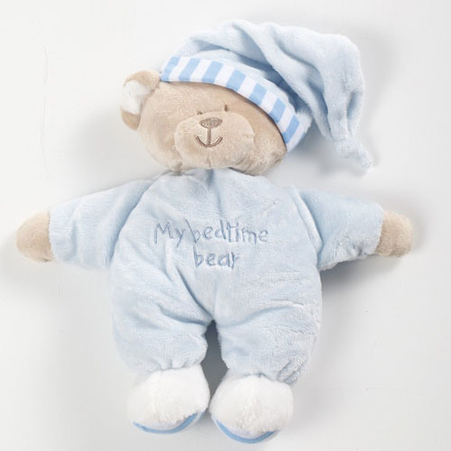 Cute Baby Plush Bear Toy Sleeping Gift for Newborn Baby pictures & photos