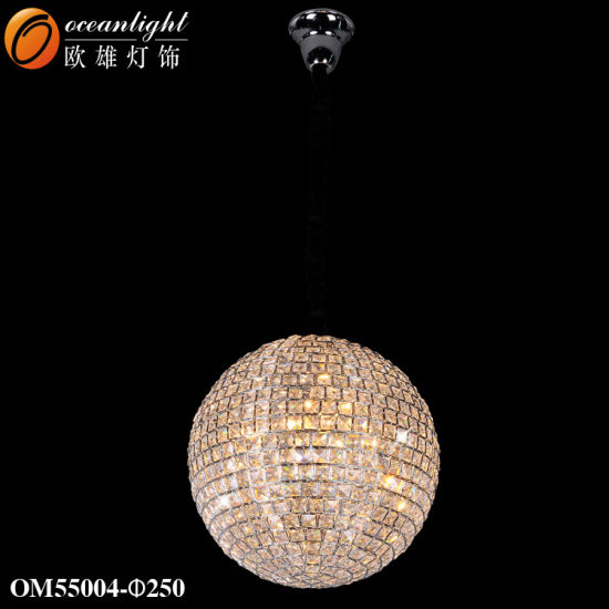 Lampada Round LED Home Decorative Lamp, Decorative Ceiling Light (OM88184-6B) pictures & photos