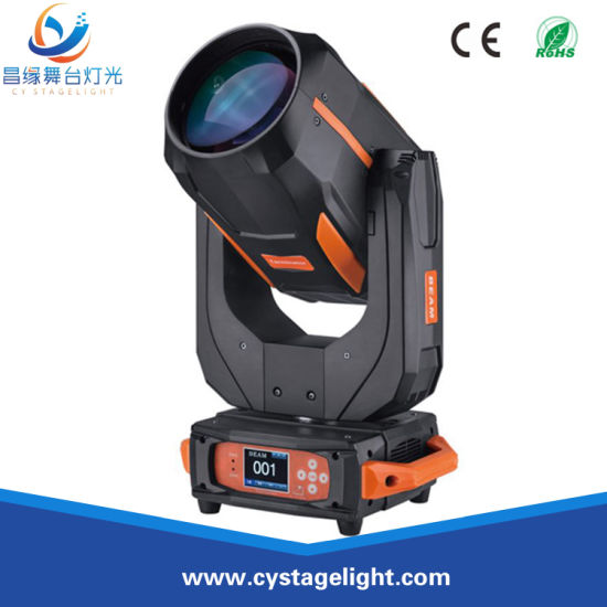 Professional New Lighting Sharpy 260W Beam Moving Head with Rainbow Effect