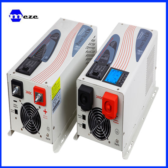 China 3000W 24V Solar Power Pure Sine Wave Inverter for DC to AC