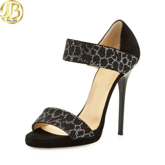 823998a75d4 2019 Buy Women Stiletto Sandal Designer Shoes for Women