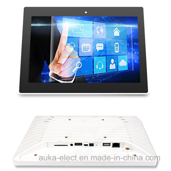 10 Inch Capacitive Touchscreen Wall Mount All in One PC pictures & photos