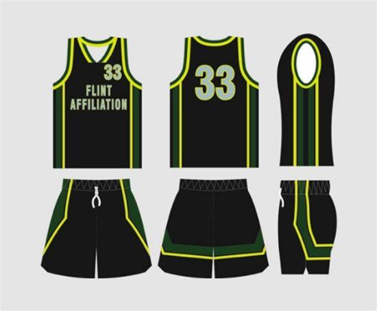 ad217c51e24 China Best Cheap Wholesale Printing Basketball Jersey Design - China ...