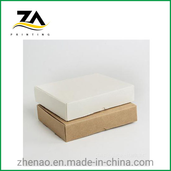 High Quality Gift Package Folding Soap Candy Bakery Packing Craft Paper Box pictures & photos