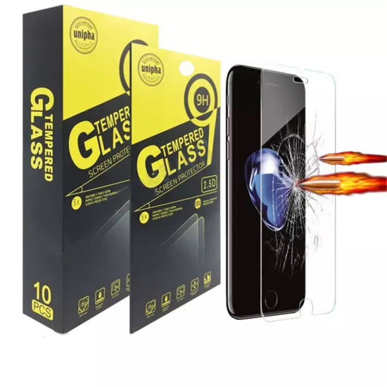 Tempered Glass Screen Protector for iPhone X Xs Max 11 12