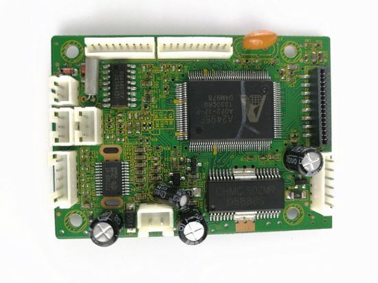 Prototype PCB Assembly for Bcm (body control module)