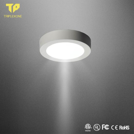 Wholesale Commercial Round Surface Mounted LED Ceiling Panel Light 6W 12W 18W 24W