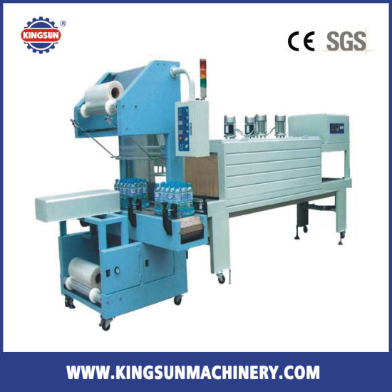 Automatic Sleeve Sealing Machine & Shrink Packing Machine (TF6540 & BS5540L)