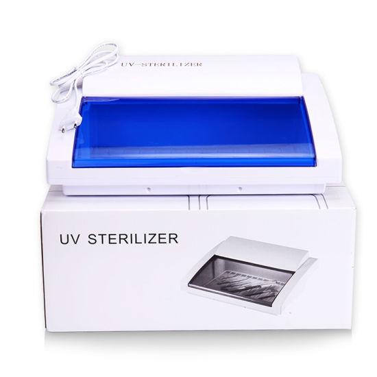 Barber Shop Electric Temperature Dry Disinfection UV Lamp Sterilizer Cabinet Box