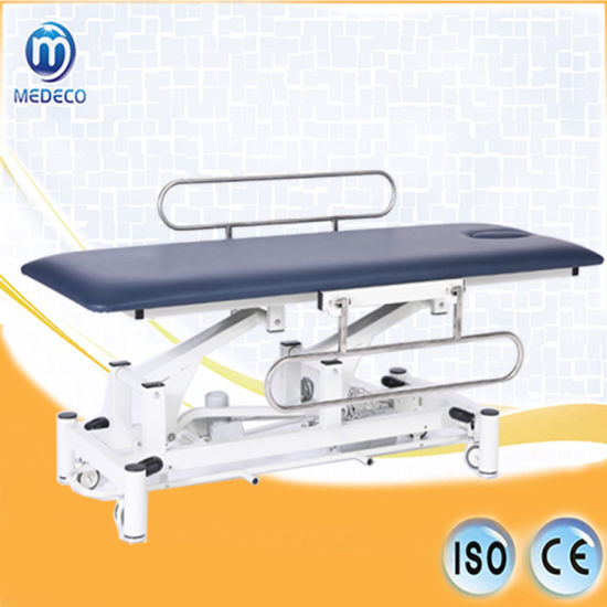Hospital Treatment Table Electric Changing Table Me01 Robin pictures & photos