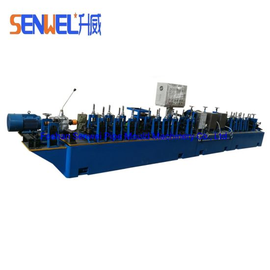 Stainless Steel Pipe Making Machine Tube Mill