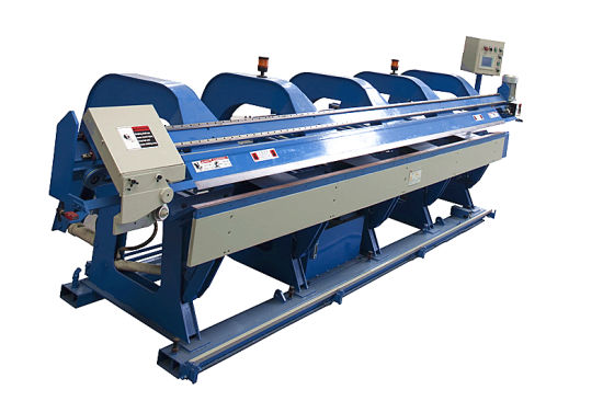 CNC Automatic Hydraulic Press Rolling Folding/Bending/Slitting Machine Digital-Control Folder