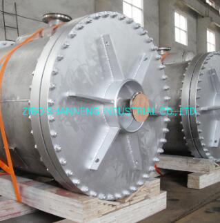 Stainless Steel Spiral Plate Heat Exchanger (detachable and nondetachable) /Shell and Tube Heat Exchanger From The Biggest Factory in China