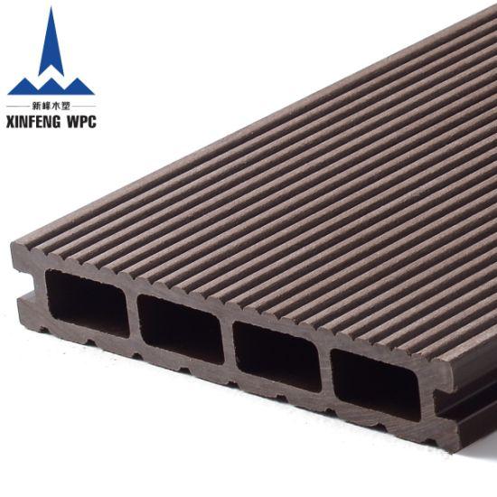 Building Materials Wood Plastic Composite WPC Decking