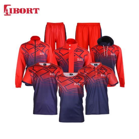 Aibort Sportswear Team Set Full Sublimated Tracksuits Teamwear (AR17-E)