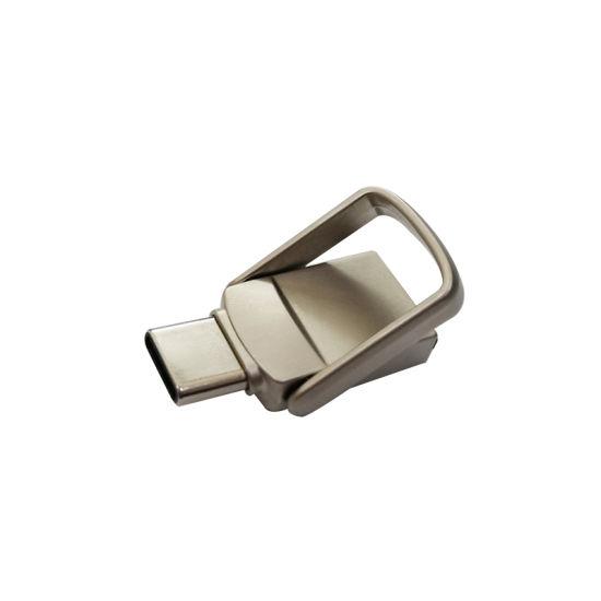 Promotional Metal Type C 3.0 OTG USB Pen Drive 8GB-64GB USB Flash Drive for Smartphone