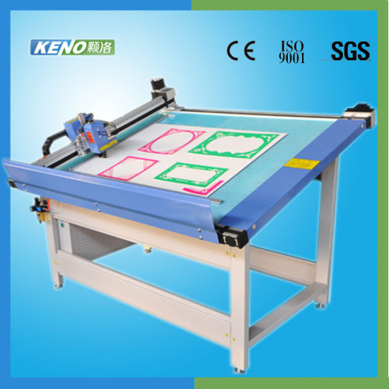 CNC Picture Frame Cutting Machinery (KENO-XK1209) pictures & photos