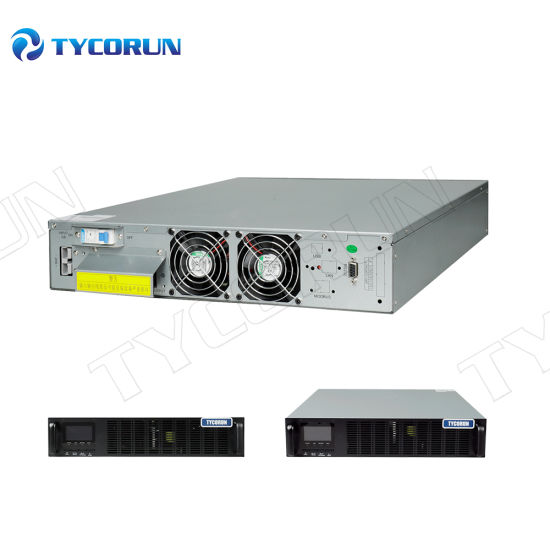 Tycorun Rack Mount Low Frequency UPS Uninterrupted Power Supply Industrial UPS System