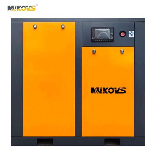 Energy Efficient 11kw 15HP Screw Type Oil Free Air Compressor