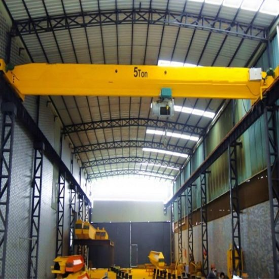 Single Beam 5ton Overhead Crane