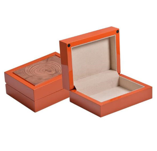 Custom Color Painting Wooden Storage Boxes pictures & photos