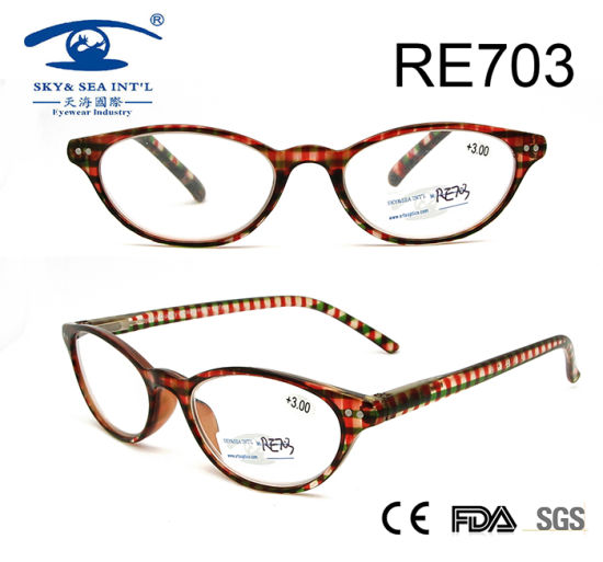 2b998d6081a Colorful Grid Women Full-Rim Frame Reading Glasses (RE703) pictures   photos