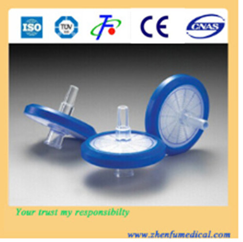 Syringe Filter, Infusion Set with ABS Material, Nylon Membrane Material pictures & photos