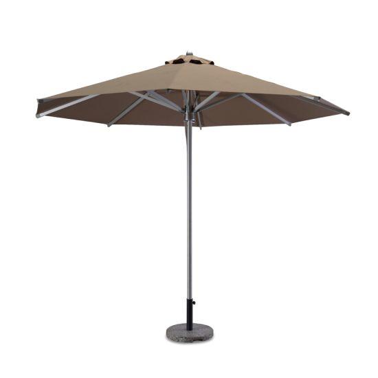 Waterproof UV-Resistant Aluminum Hotel Poolside Beach Outdoor Umbrella - Elega