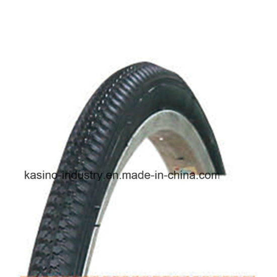 Hot Sales Bike Wheel Tyre/Tire 24X1 3/8 (Good price) pictures & photos