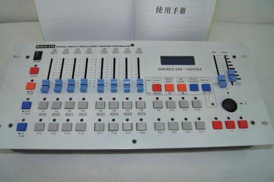 China Sale International Standard 3PCS DMX 240 Controller Control